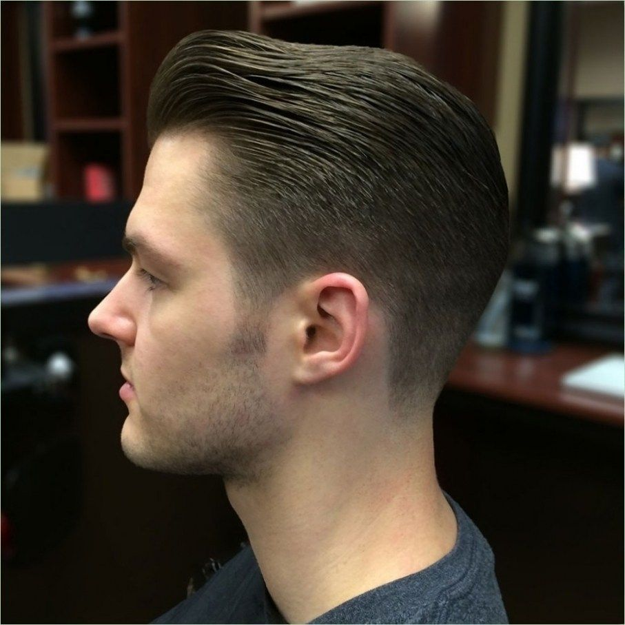 Mens bob haircut cool pompadour hairstyles for men images related to classic