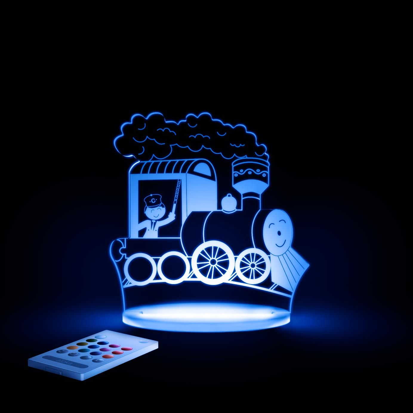 Gorgeous Train Sleepy Light Night Light By Aloka The Perfect