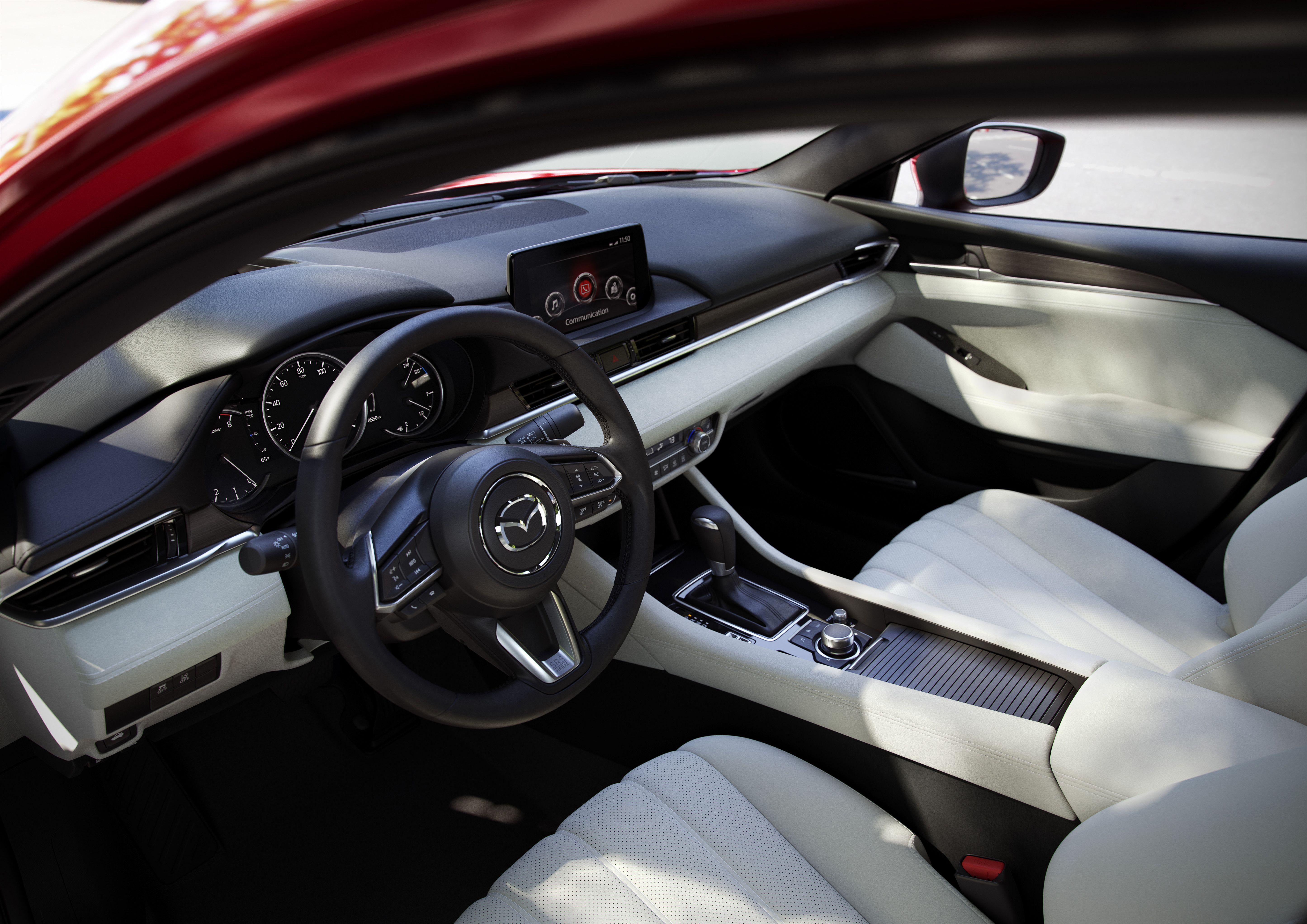 2020 Mazda Interior Colors Overview 2020 Car Reviews Mazda Mazda 6 Head Up Display