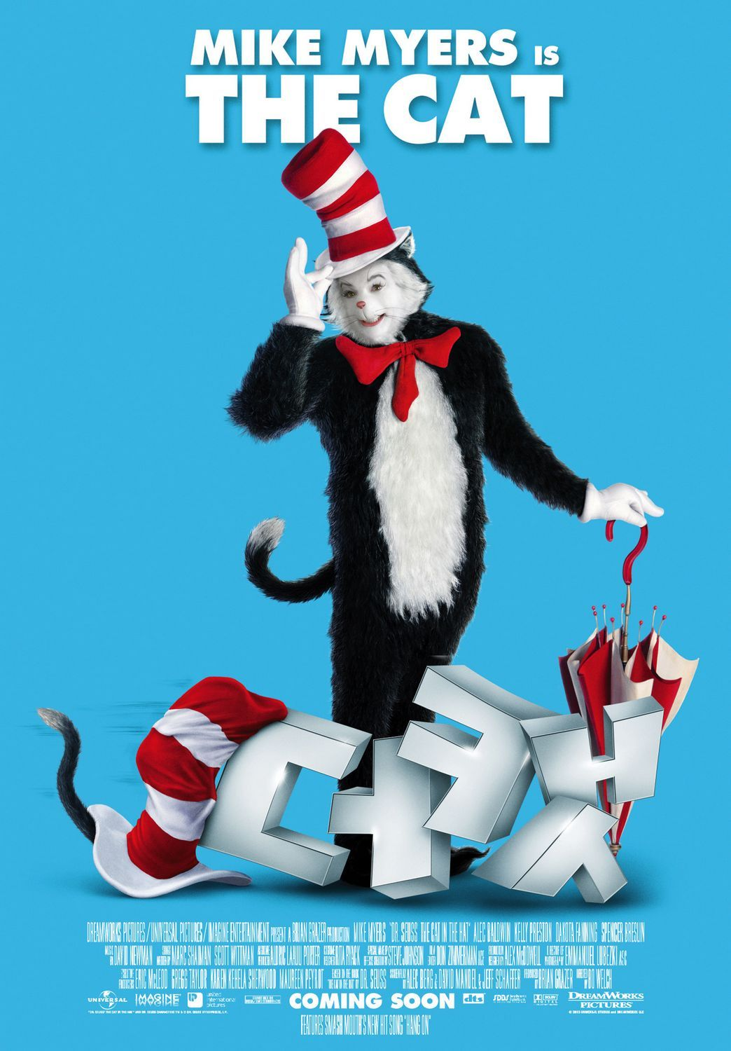 The Cat in the Hat , starring Allan Sherman, Daws Butler