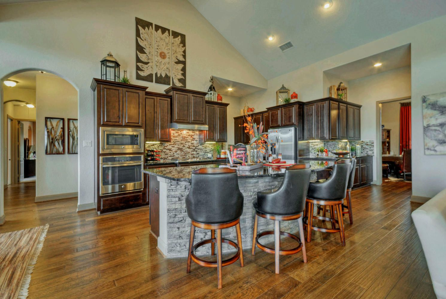 Delicieux Chesmar Homes And The Woodlands At Garden Ridge Has This Kitchen! Come See.