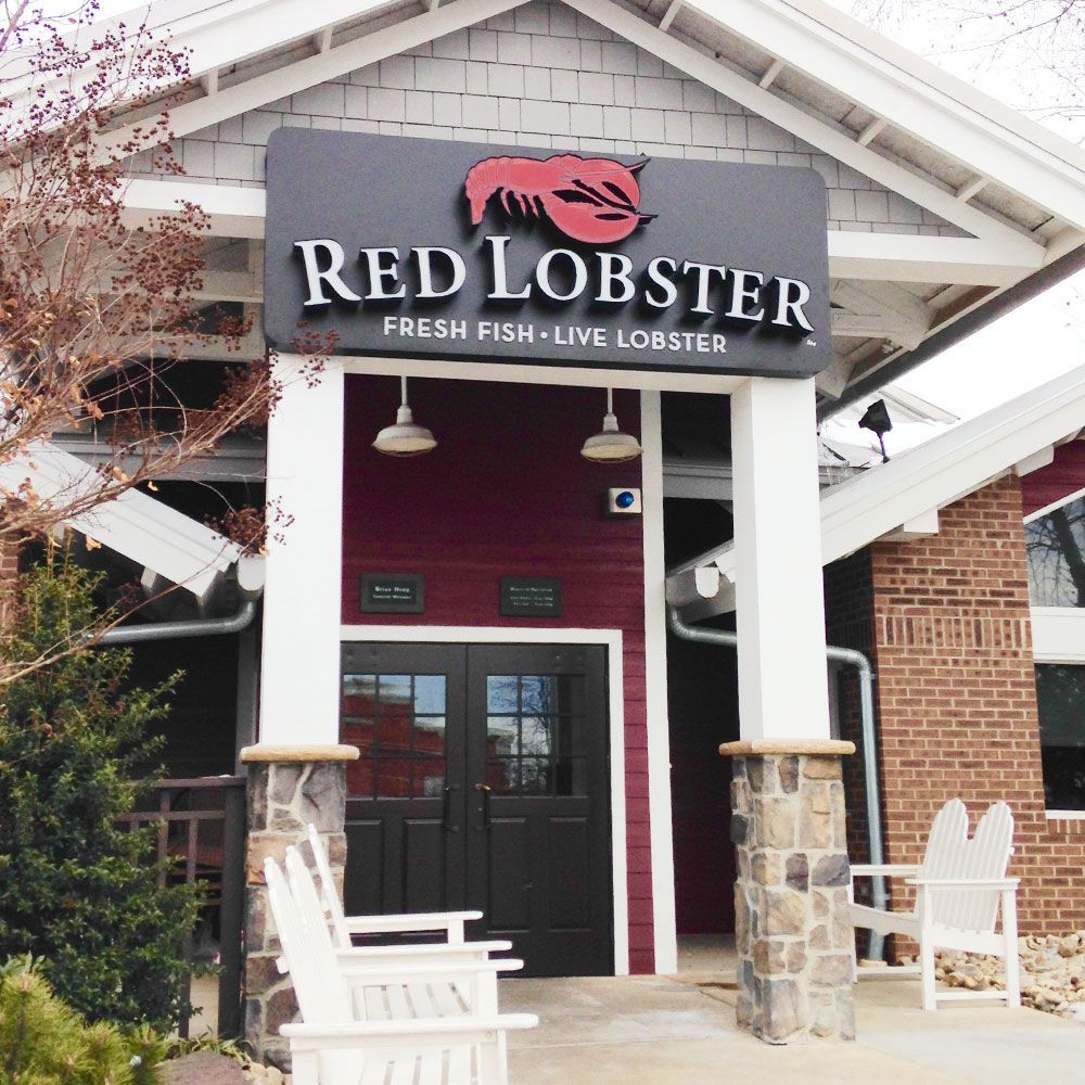 Red Lobster Is Actually A Keto Dieter's Dream Live lobster