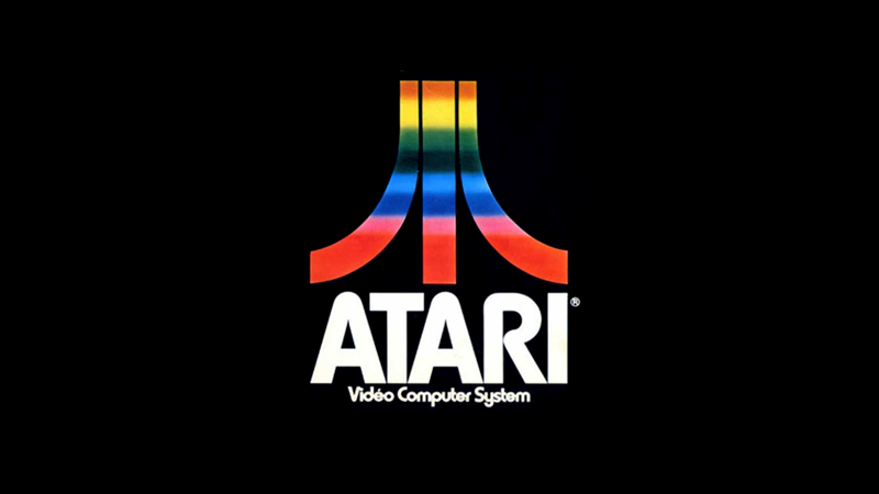 My 10 Favorite Video Game Logos For Cory Schmitz Retro Games Poster Atari Games Video Game Logos