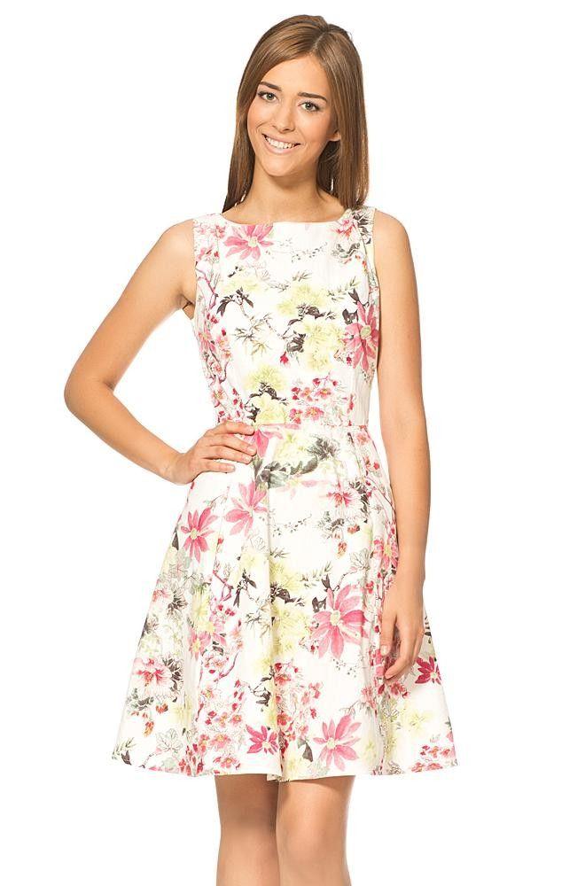 Etuikleid Mit Blumenmuster Kleider Collection Kleider Damen Schone Kleider Orsay Kleider