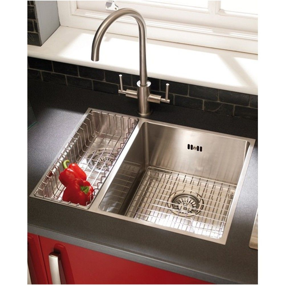 Astracast Onyx 4053 1 5 Bowl Stainless Steel Kitchen Sink From Stainless  Steel Kitchen Sink Accessories