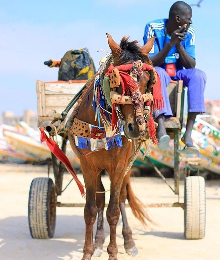 Yoff, Dakar, Senegal @chrishouns  #beachlife #dakar