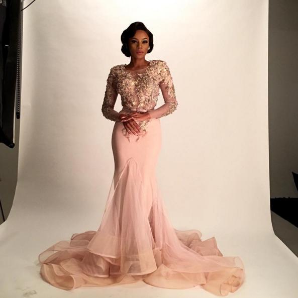 Bonang Matheba Africa Design Pinterest Gowns Queens