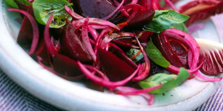 Rote Bete-Salat ist vitaminreich, gesund und kann auch lecker sein