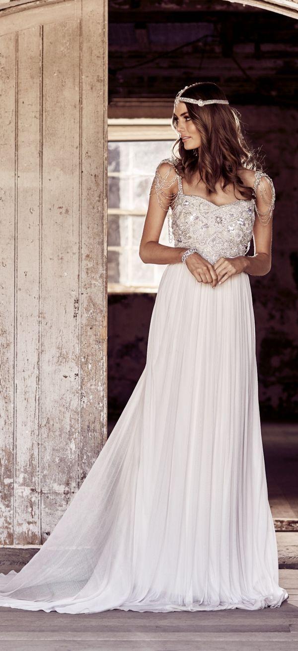 Anna Campbell Wedding Dresses 2018 | Anna campbell, Anna and Wedding ...