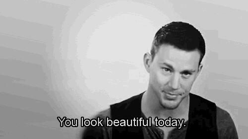 Thanks Channing, love you