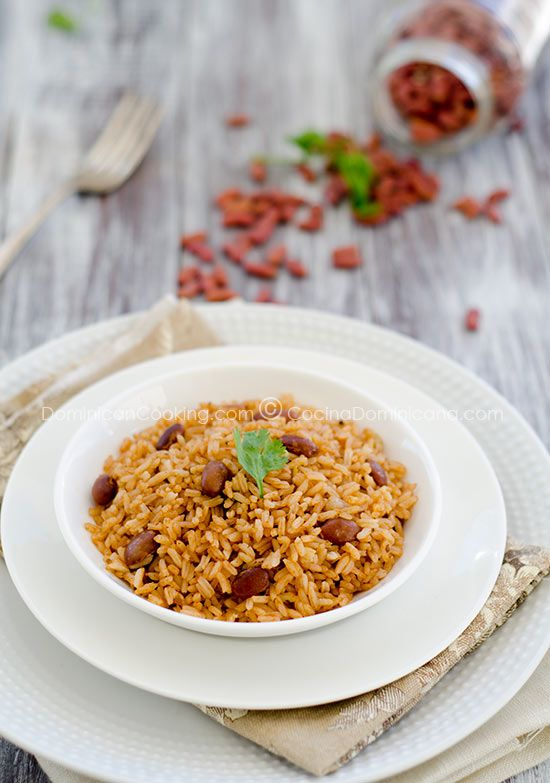 moro de habichuelas recipe dominican rice and beans