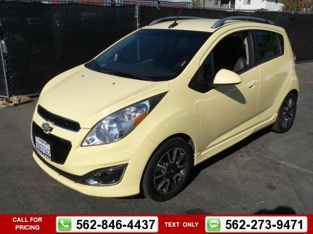 2013 Chevrolet Chevy Spark Lt 56k Miles Call For Price 56214 Miles