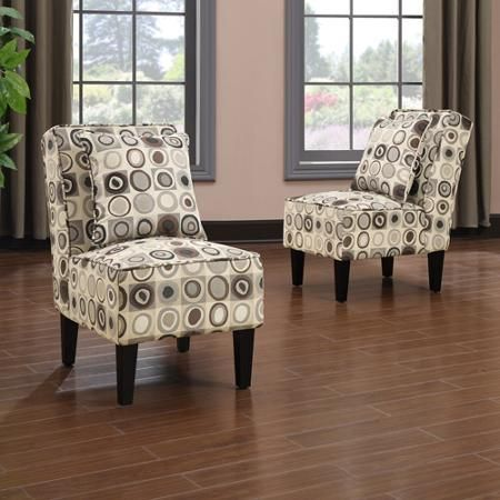 Best Home Armless Accent Chair Accent Chair Set Accent 400 x 300