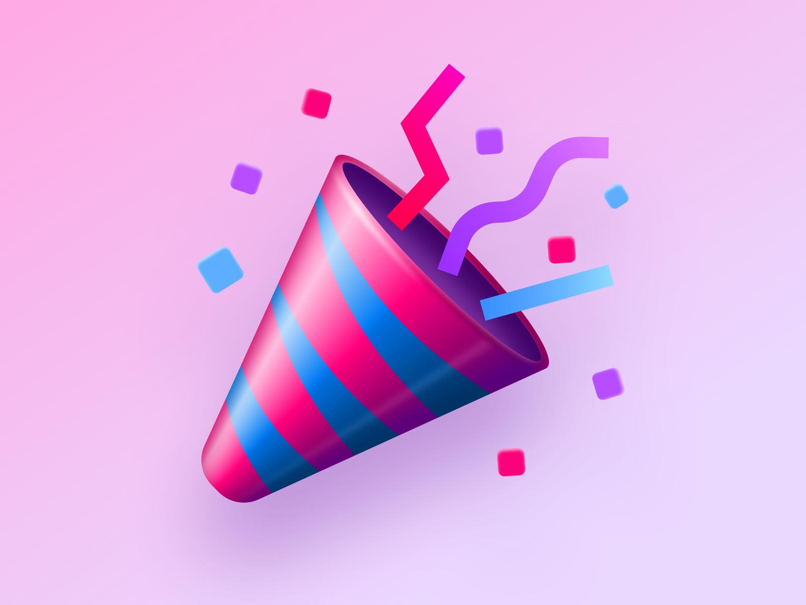 Confetti For Adobe Xd Plugin Icon Adobe Xd Icon Icons Party