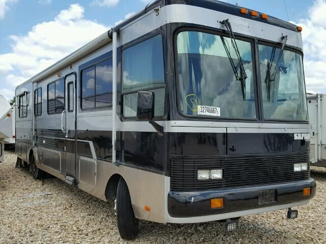 2015 Forest River Legacy Sr300 340bh Recreational For Sale