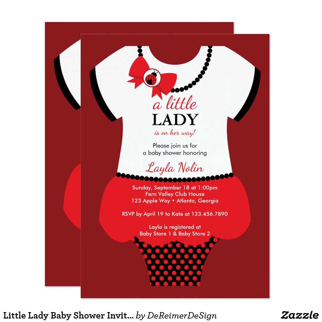 Luxury Baby Shower Invitation Pinterest Images - Invitations and ...