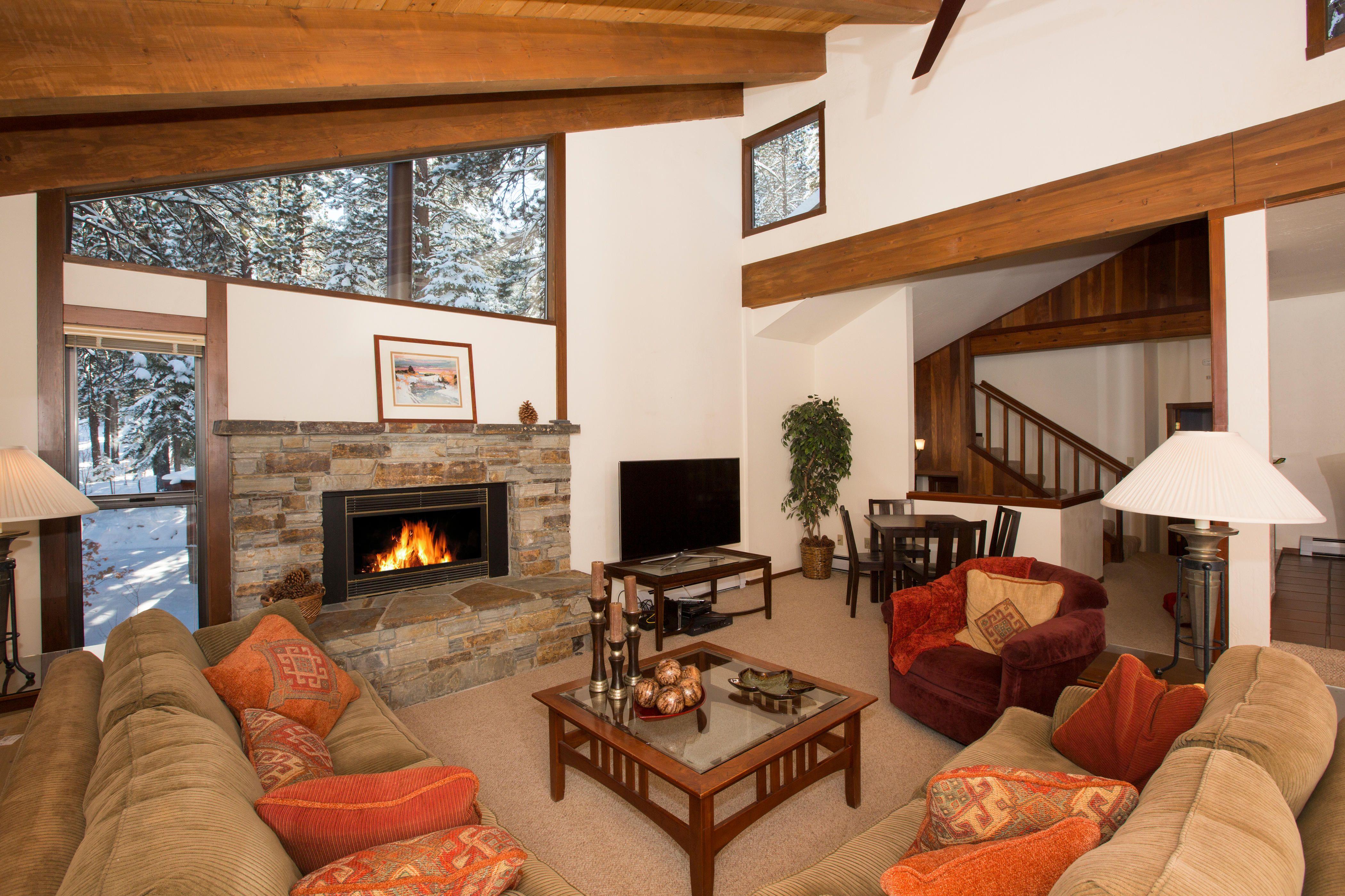 winter rental pinecrest vacation lake creek tahoe rentals cabins at