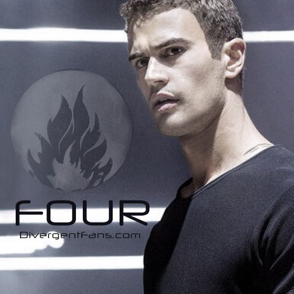 Theo James Discusses Training for The Divergent Movie ...