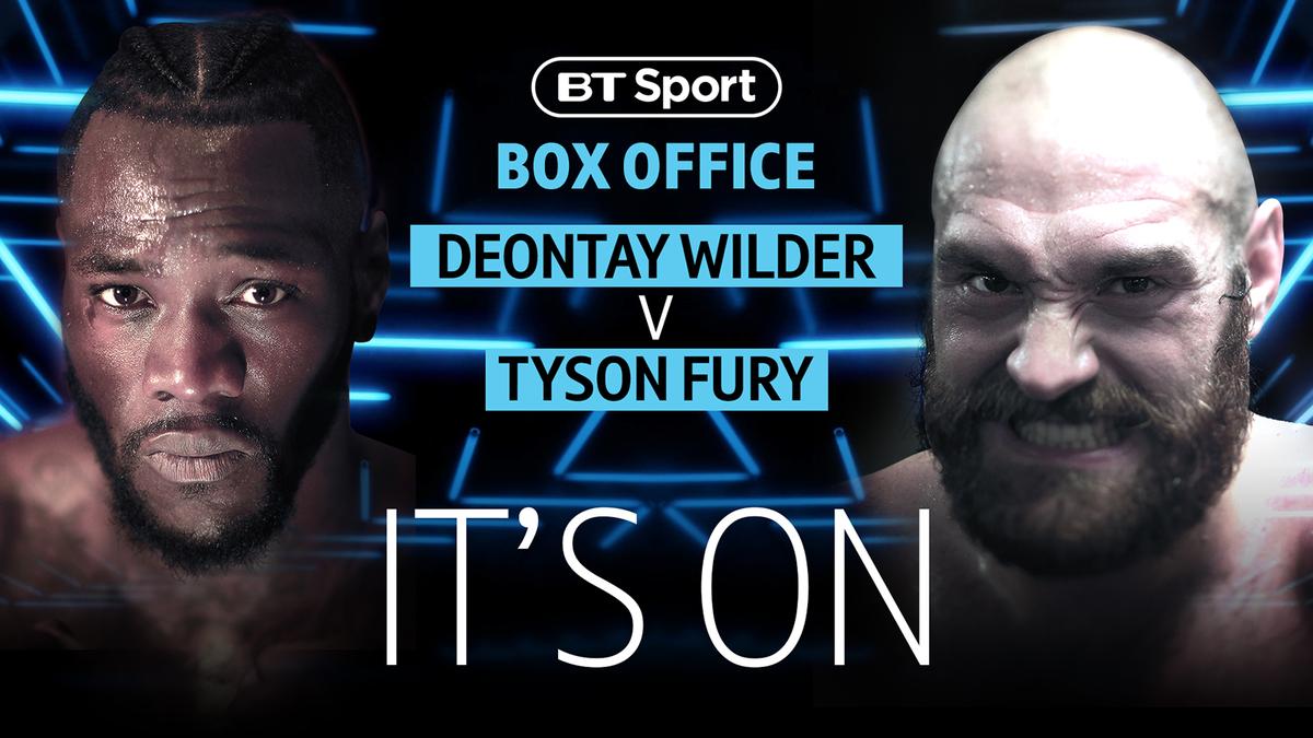 How much is Wilder vs Fury 2? in 2020 Tyson fury, Fury