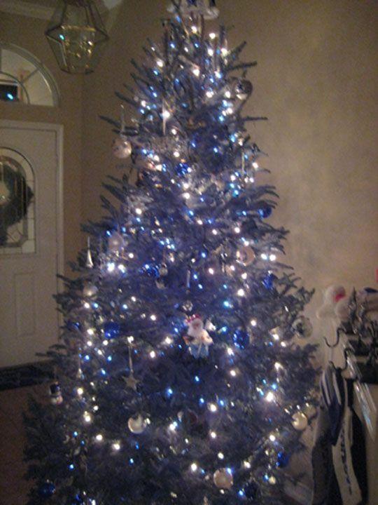 Dallas Cowboys CHristmas tree ) #CowboysNation Pinterest