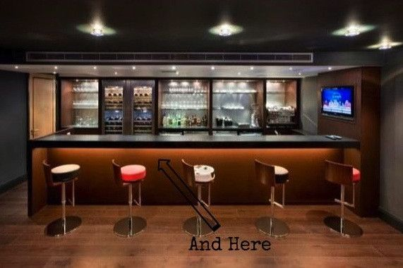 Anatomy Of A Great Home Bar Essentials To Make Your Home Bar Great