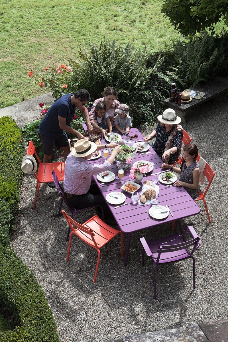Fermob Luxembourg - farbenfrohe Gartenmöbel aus Frankreich by ...