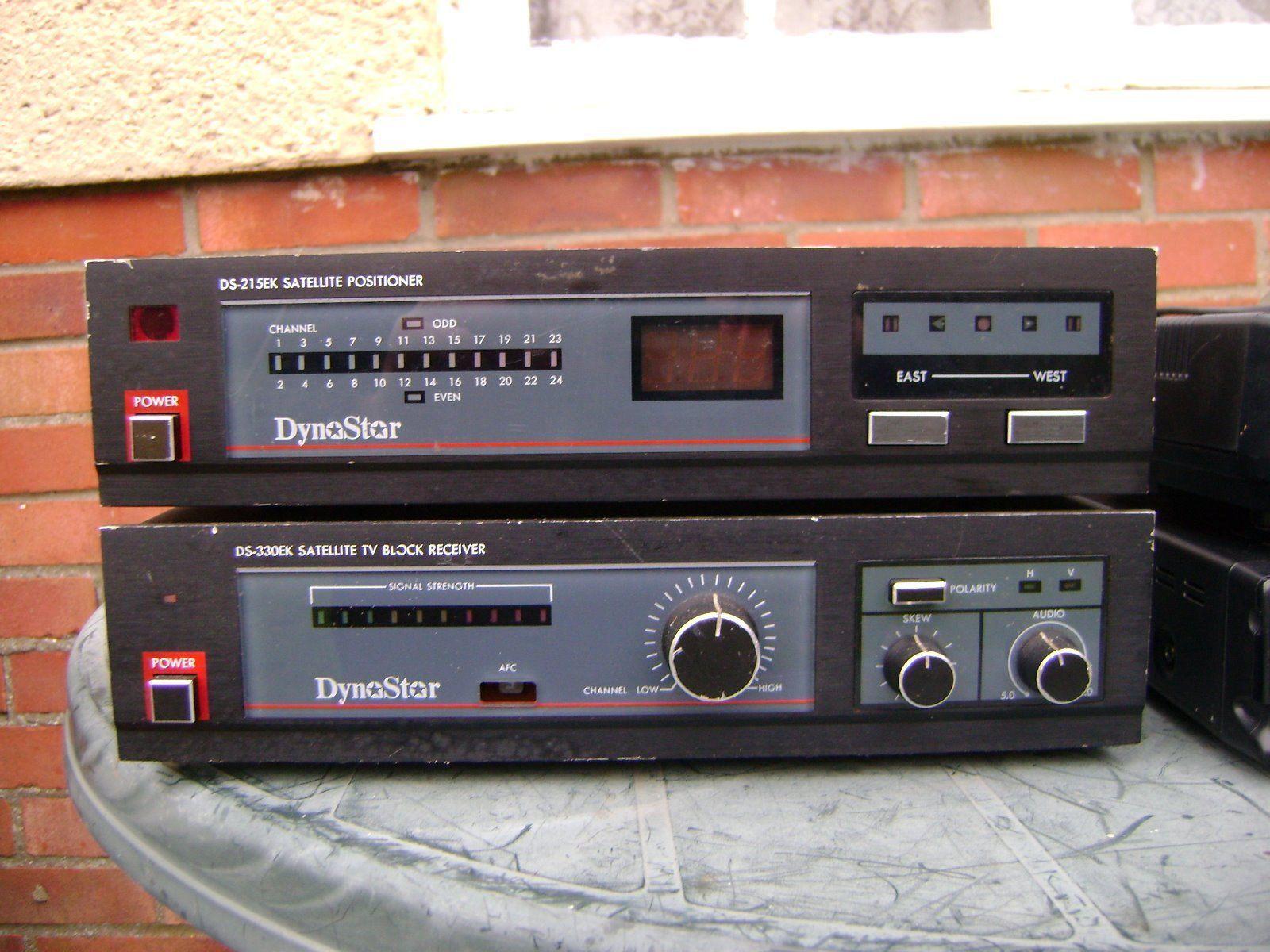 dynostar satellite receiver goodmans st700 analogue satellite rh pinterest com Grundig Majestic Console Grundig Console Stereo with Turntable