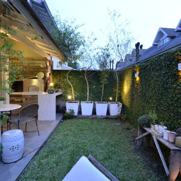 Ideas im genes y decoraci n de hogares patios traseros for Jardines zen pequenos