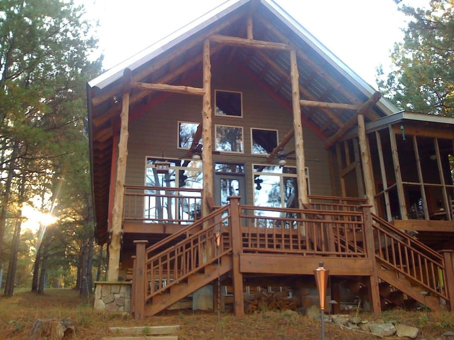 Check out this awesome listing on airbnb beautiful cabin