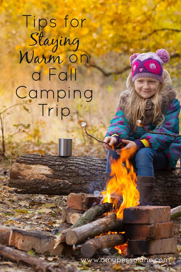 Photo of Tips for a warm autumn camping trip – camping