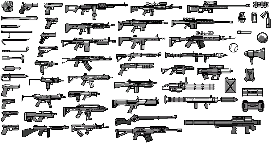 weapons - Cerca con Google | Juegos Referencia | Pinterest | Armas ...