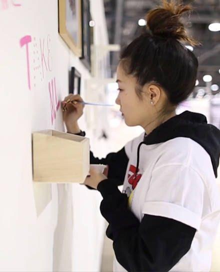 Christina Paik CP Girls for Highsnobiety - Sophia Chang Design & Illustration
