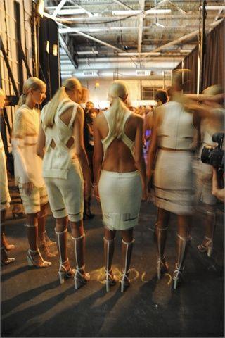 Sfilate Alexander Wang Collezioni Primavera Estate 2013 - Sfilate New York - Moda Donna -