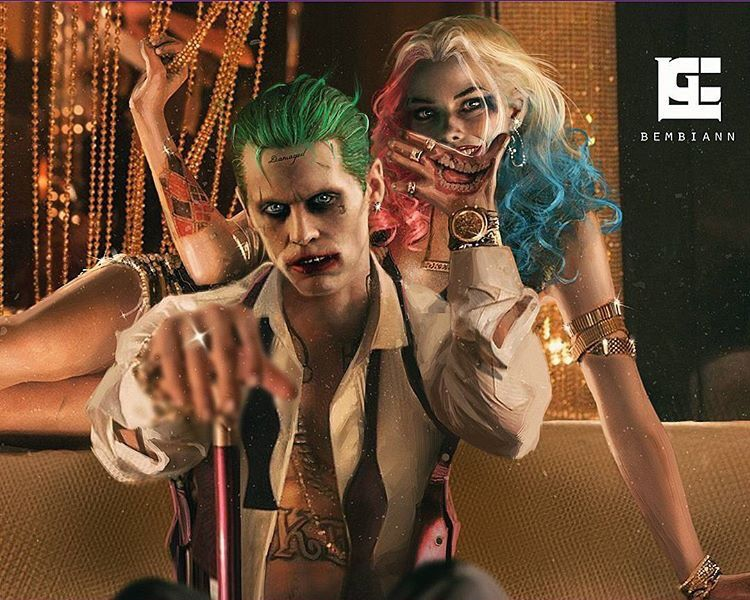 Pin On Suicide Squad Movie