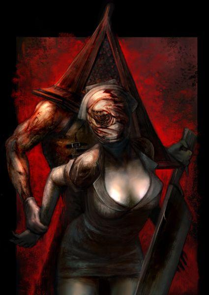 head Sexy pyramid
