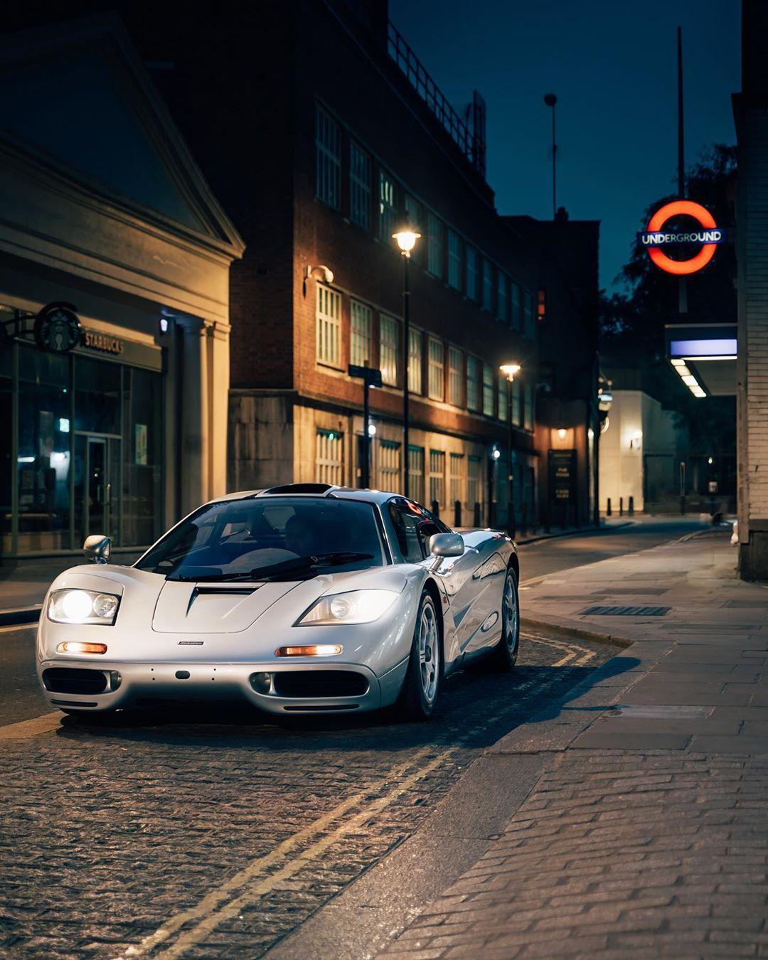Late Night London Allwayswong Official Mclaren F1 Mclaren F1 Car Photos Super Cars