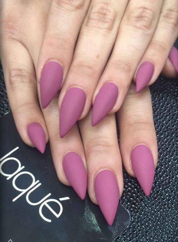 50 Almond Nail Designs Almond Nails Designs Pink Nail