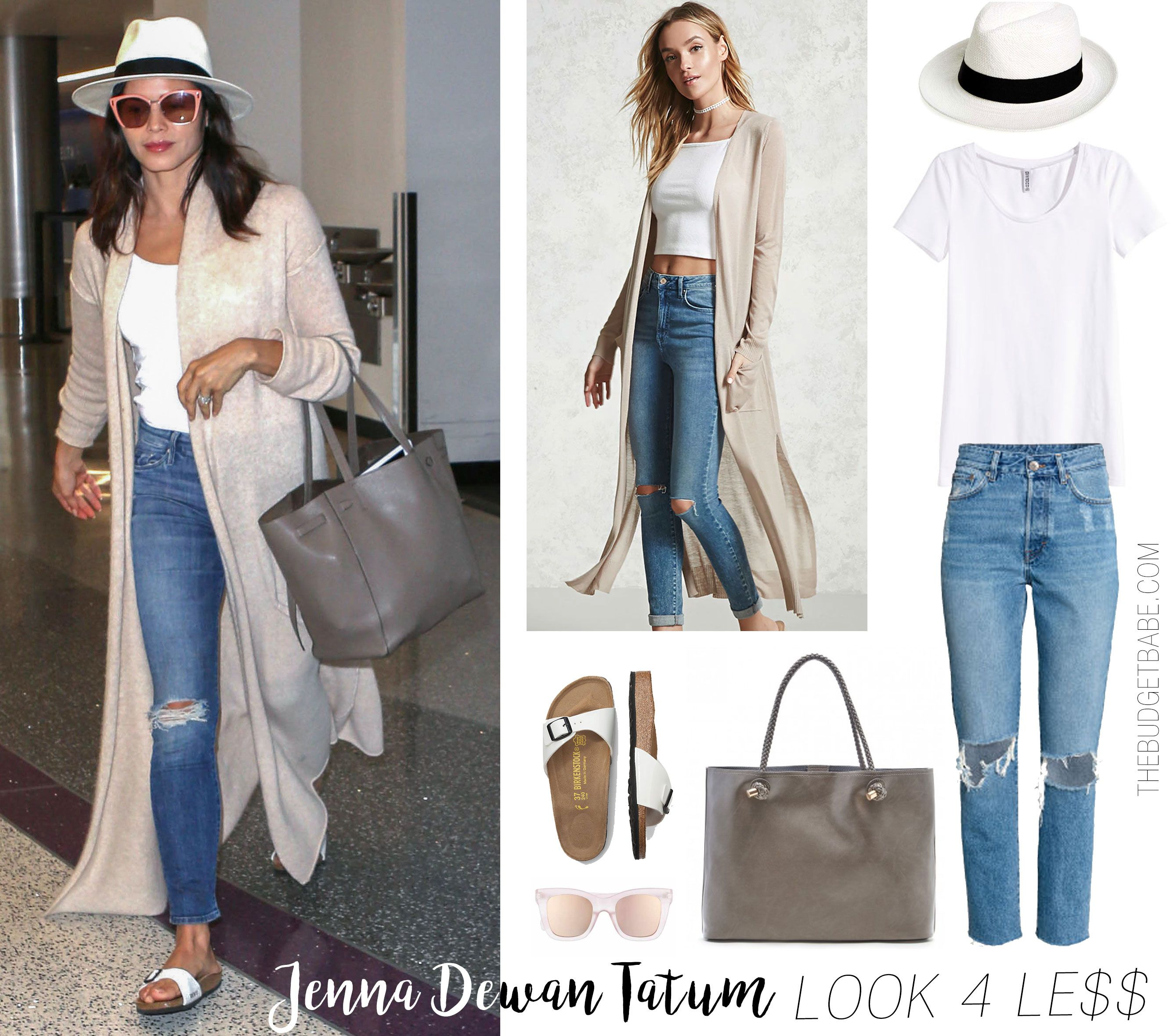 70fd462b6051 Uptown Chic  Nicky Hilton s Neutral Look for Less