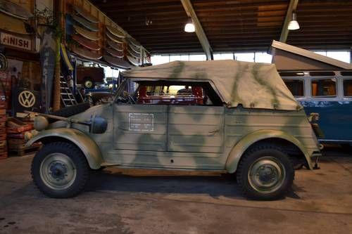 Kubelwagen type 82 For Sale (1942) | 2ª GM - Kübelwagen