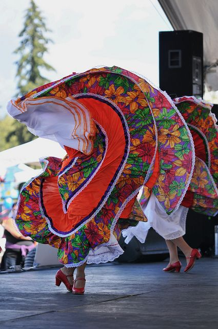 The Mexican Folk Dance Company Of Chicago Dance From Chiapas