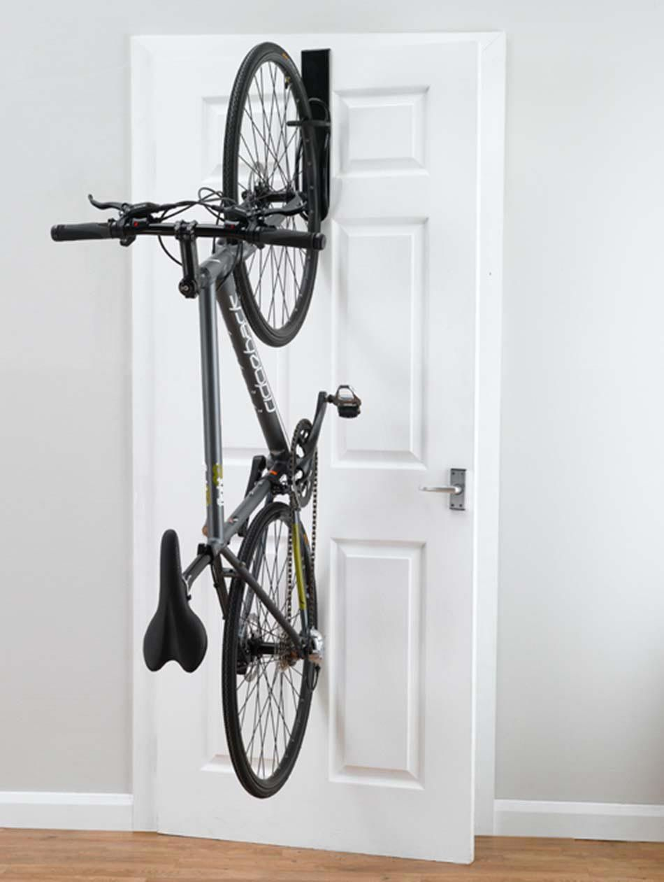 Look jeremy s bicycle rack apartment therapy - Explore Bike Storage Rack Bag Storage And More