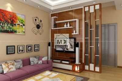 Modern Room Divider Partition Wall Design Ideas 2019 Aksesori