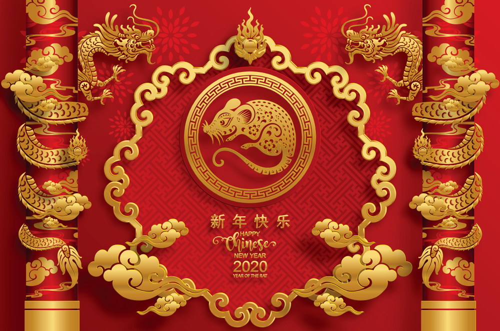 Here is a wide range of happy chinese new year 2020