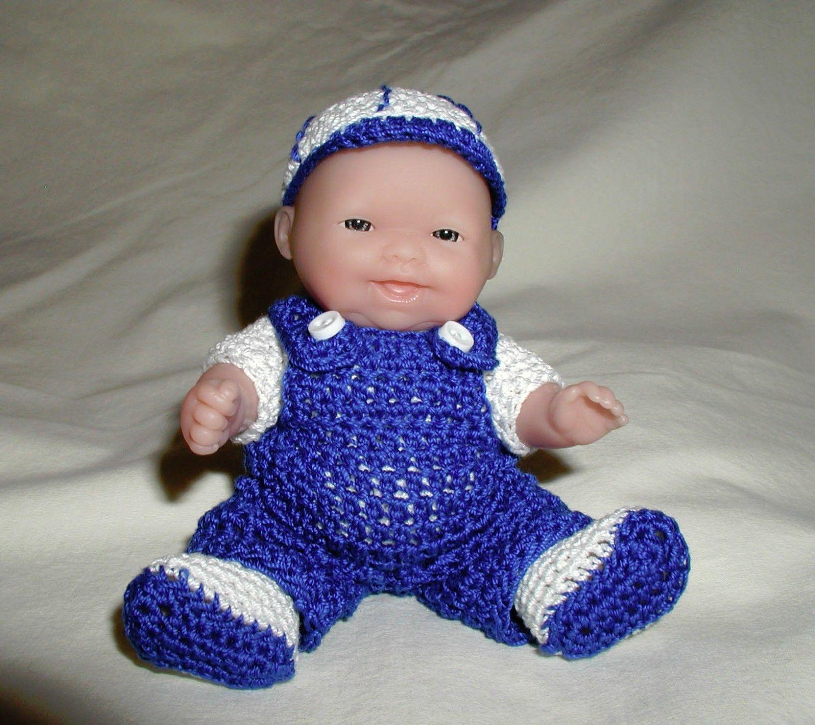 "Baseball Itty Bitty Baby Boy 5"" Lots of Love Babies eBay"