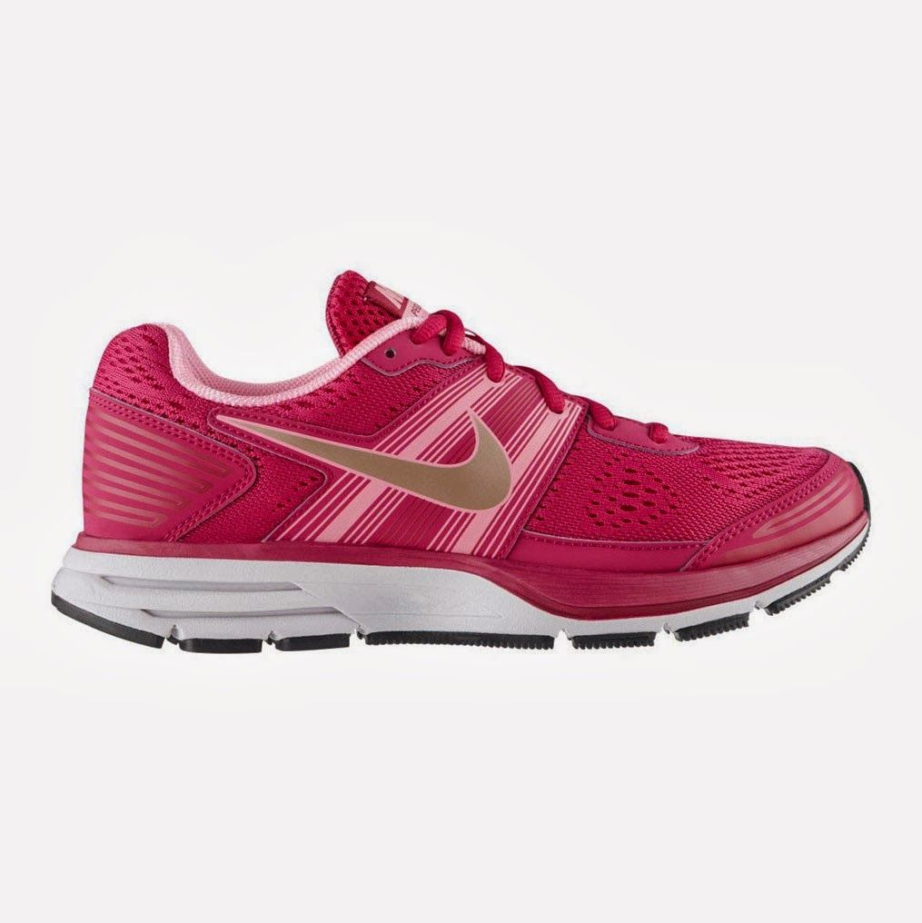 Zapatos negros Nike Zoom Structure para mujer B1Dx76QD6q