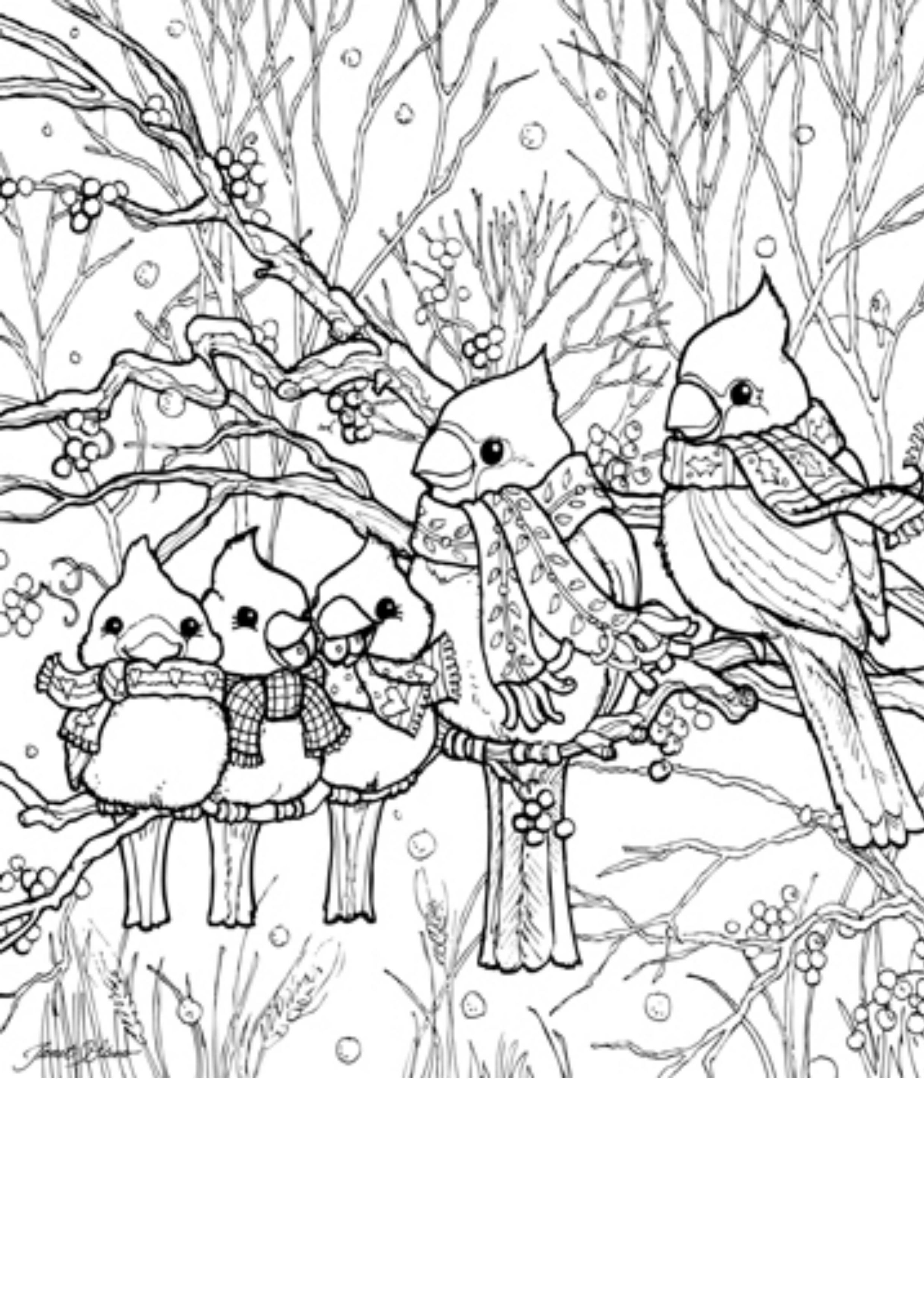 Janet Stever | holiday 2 | Pinterest | Animales bonitos, Mandalas y ...
