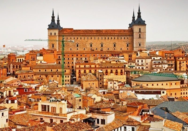 View Of Toledo 10 Best Places To Visit In Spain