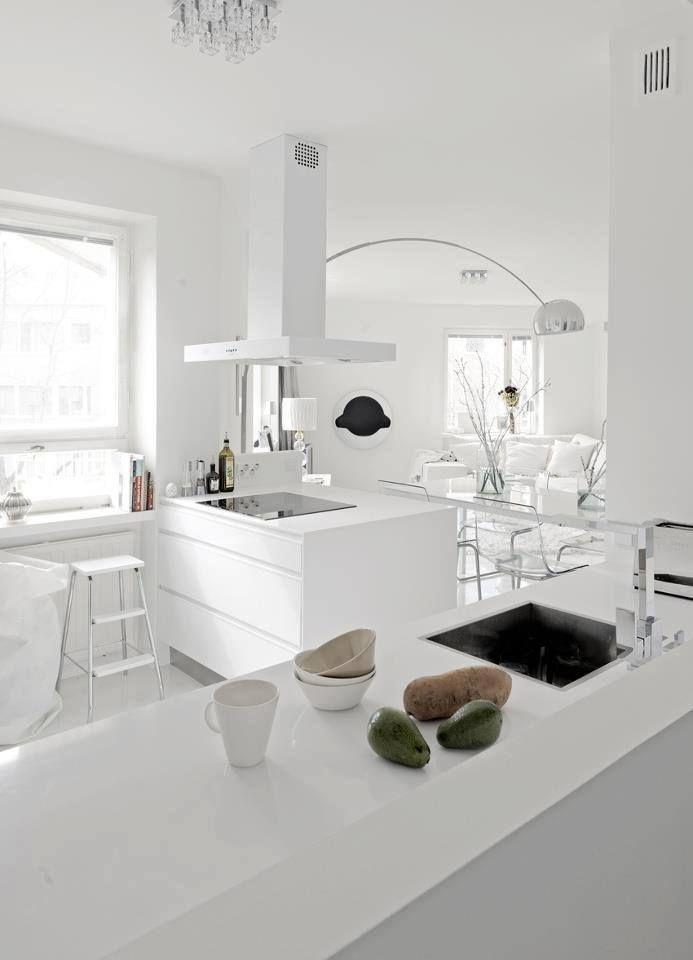 Fantastisch Klassische Weißen Schüttler Küchenschränke Galerie ...