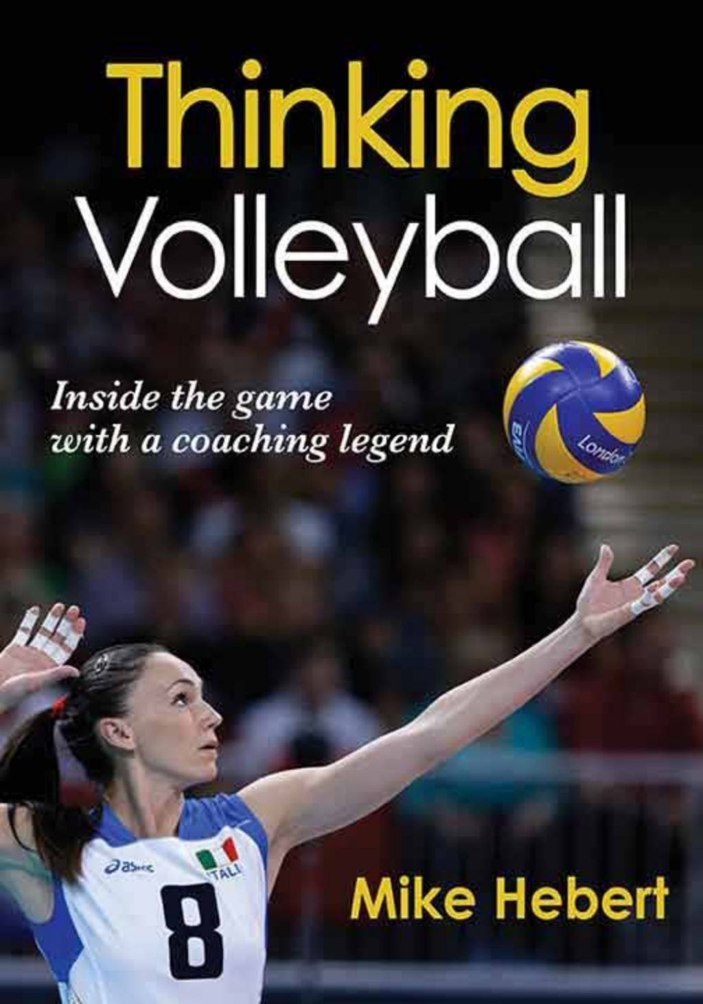 Thinking Volleyball Ebook Volleyball Coaching Volleyball Coaching