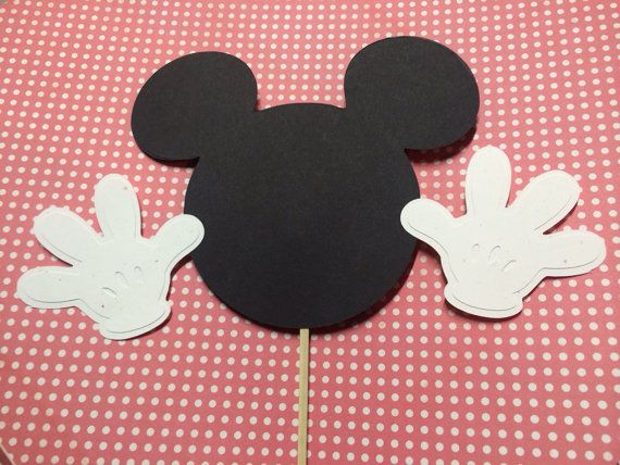 Mouse – Ears- Cake Top
